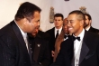 Muhammad Ali từng đấm Tiger Woods trong khách sạn