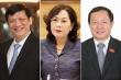 Quốc hội phê chuẩn bổ nhiệm Bộ trưởng Y tế,  Bộ trưởng KH&CN, Thống đốc NHNN