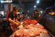 Giá lợn hơi giảm mạnh, đến lượt giá thịt ở chợ 'loạn'