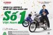 Yamaha - hãng xe máy tiết kiệm xăng nhất trong làng xe Việt năm 2020