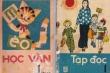 Rưng rưng ngắm bìa sách giáo khoa Tiếng Việt của thế hệ 7X, 8X đời đầu