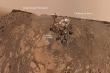 Robot của NASA selfie 'ăn mừng' thành tích chưa từng có trên sao Hỏa