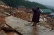 Sạt lở núi, 2.000 dân ở Quảng Ngãi bị cô lập