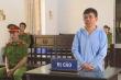 Chém người sau mâu thuẫn trong cuộc nhậu, lãnh 12 năm tù
