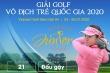 Các giải Golf quốc gia đồng loạt khởi tranh vào tháng 7