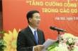 Trưởng Ban Tuyên giáo Trung ương: 'Báo chí buông lỏng công tác xây dựng Đảng sẽ mắc nhiều sai phạm'