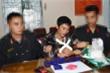 Cảnh sát cơ động Nghệ An bắt kẻ vận chuyển gần 1kg ma tuý và 1.200 viên hồng phiến