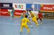 Sahako nếm mùi thất bại đầu tiên tại Giải Futsal HDBank VĐQG 2020
