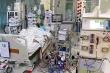 Đánh giá tổng trạng sức khỏe bệnh nhân 91 phi công người Anh trước ghép phổi