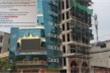 Video: Cận cảnh 2 tòa nhà sừng sững vi phạm trật tự xây dựng của 'Đường Nhuệ'