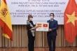 Đại sứ Tây Ban Nha: Món quà khẩu trang rất thiết thực, xin cảm ơn Việt Nam
