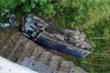 Xe tải lao xuống vực ở Thanh Hóa, 1 người chết tại chỗ