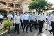 Chủ tịch nước Nguyễn Xuân Phúc tiếp xúc cử tri, vận động bầu cử tại Củ Chi