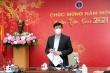'Cố gắng năm 2021 tất cả người Việt Nam được tiếp cận vaccine COVID-19'