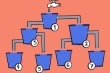 Đố vui xoắn não: Bình nào sẽ đầy nước trước?