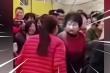 Clip: Người phụ nữ tức giận khi bị biến thành 'ma mặt trắng'