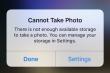 Mẹo chụp ảnh trên iPhone khi bộ nhớ đã đầy, hầu hết đều không biết