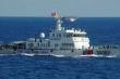 Trung Quốc gia tăng hành vi sai trái 'chưa từng có' ở Biển Đông