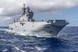 Pháp cử tàu chiến đến Biển Đông