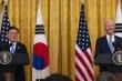 Mỹ và Hàn Quốc cam kết thúc đẩy phi hạt nhân hoá bán đảo Triều Tiên