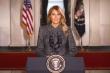 Đệ nhất phu nhân Melania Trump nói lời tạm biệt