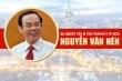 Infographic: Sự nghiệp tân Bí thư Thành ủy TP.HCM Nguyễn Văn Nên