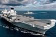 Anh sẽ triển khai tàu sân bay đến Biển Đông?