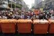 Cảnh sát Myanmar nổ súng giải tán người biểu tình, 4 người chết