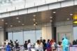 Cách ly y tế hơn 400 hành khách từ Hàn Quốc về sân bay Vân Đồn, Cát Bi