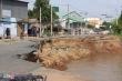 Hà Nội ban bố tình trạng khẩn cấp sau hàng loạt sự cố sạt lở