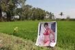 Nông dân dựng ảnh sao phim người lớn để bảo vệ hoa màu