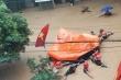 Bắc Bộ tiếp tục mưa lớn, nguy cơ lũ quét, sạt lở đất nhiều nơi
