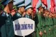Năm 2020, Khối trường ngành quân đội tuyển 5.400 chỉ tiêu