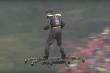 Video: Người bay nhặt bóng ở chung kết Cup Bồ Đào Nha