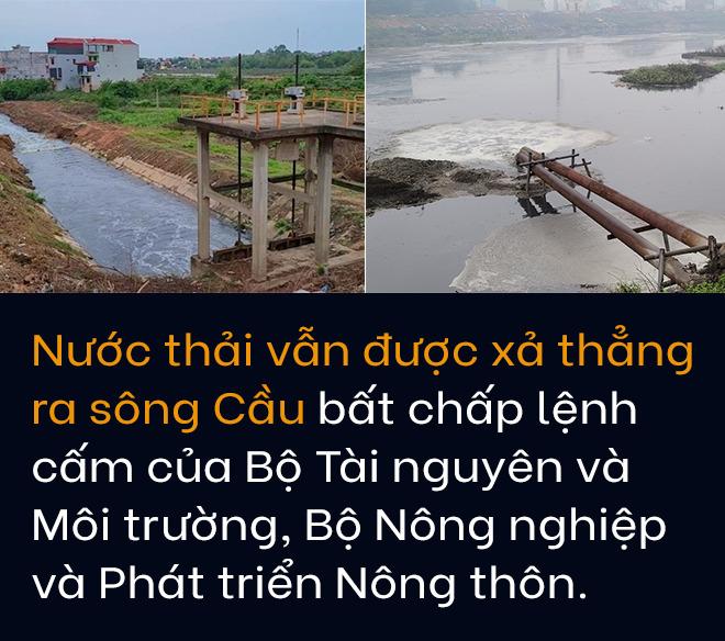 Sông Cầu trở thành nguồn đầu độc kinh hoàng: Ai cứu được sông? - 4